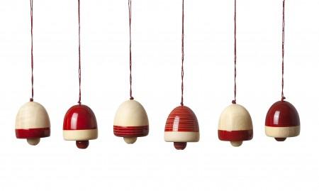 bells - red
