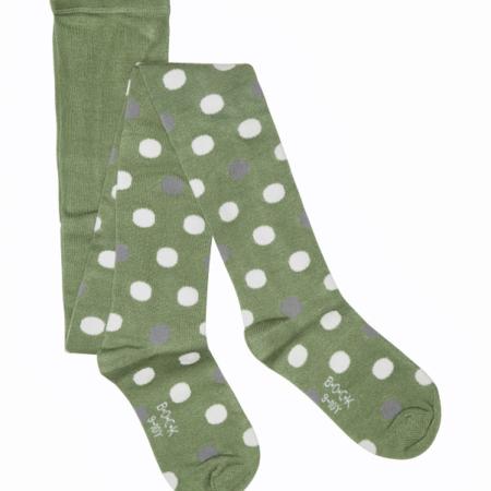 2013-204-green w_grey_off white dots 9-10y