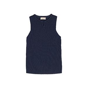 baby wool rib vest