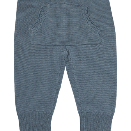 Knitted baby wool pants
