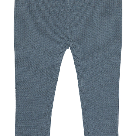 knitted wool leggings