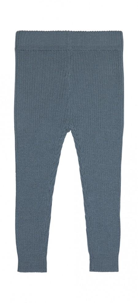 knitted wool leggings