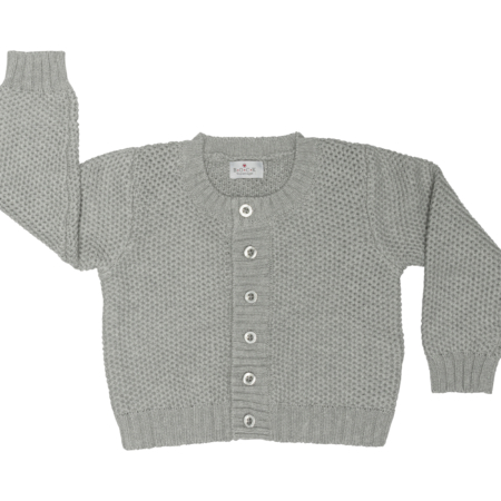 baby cardigan - organc cotton